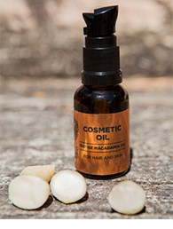 COSMETIC MACADAMIA OIL 25ml